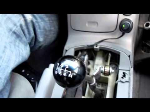 maxima auto to manual swap