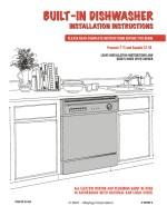 maytag quiet series 200 clean filter manual