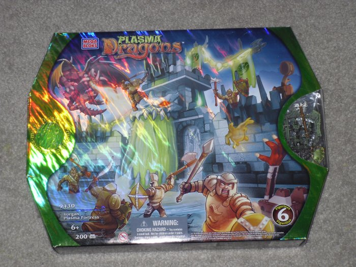 mega bloks dragons instruction manuals