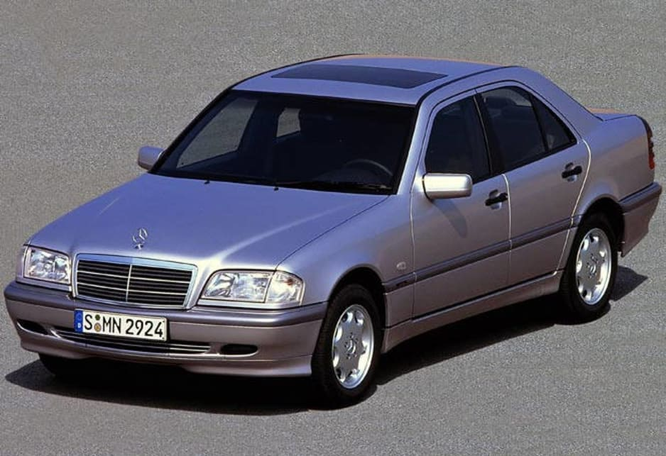 mercedes benz 1994 c180 manual