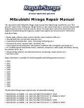 mirage nanosat 5.1 user manual