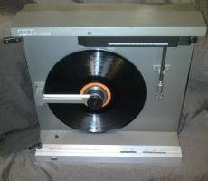 mitsubishi lt-640 linear tracking turntable manual