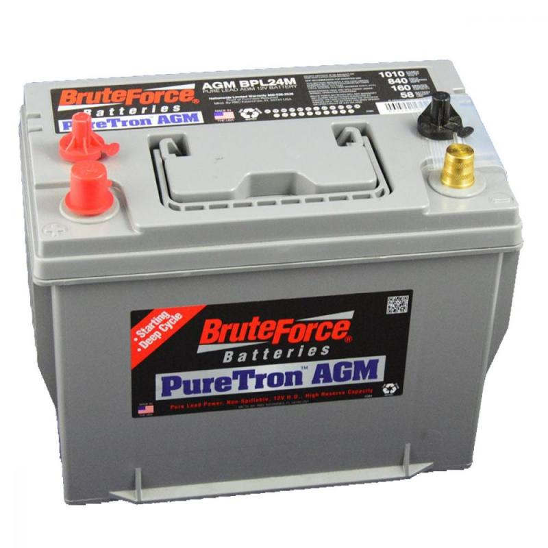 motive power battery service manual