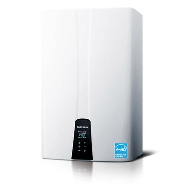 navien gas water heater manual