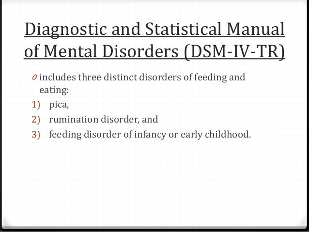 organization produces the diagnostic and statistical manual of mental disorders