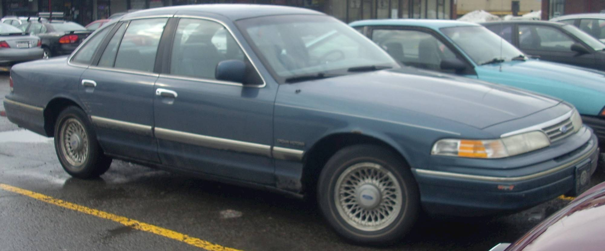owner manual 1992 ford taurus lx wagon