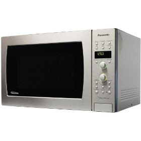 panasonic genius microwave convection oven manual