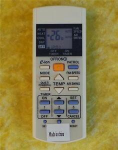 panasonic inverter econavi nanoe g manual