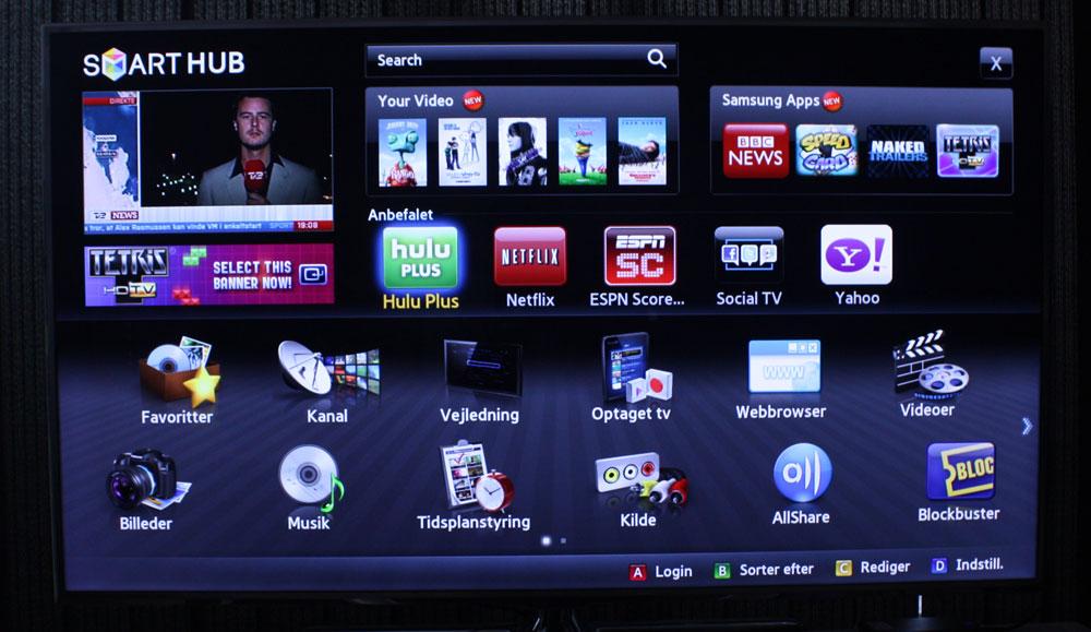 panasonic smart tv netflix manual