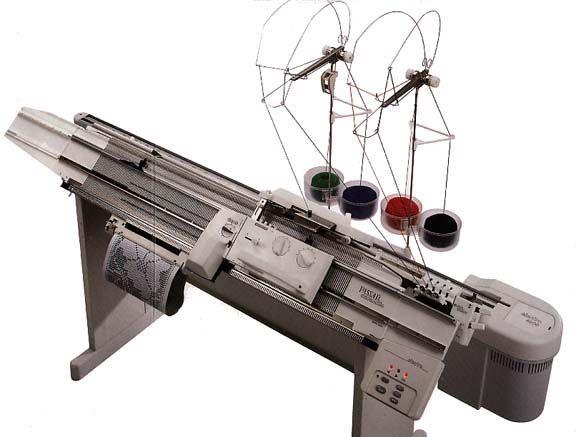 passap knitting machine user manuals