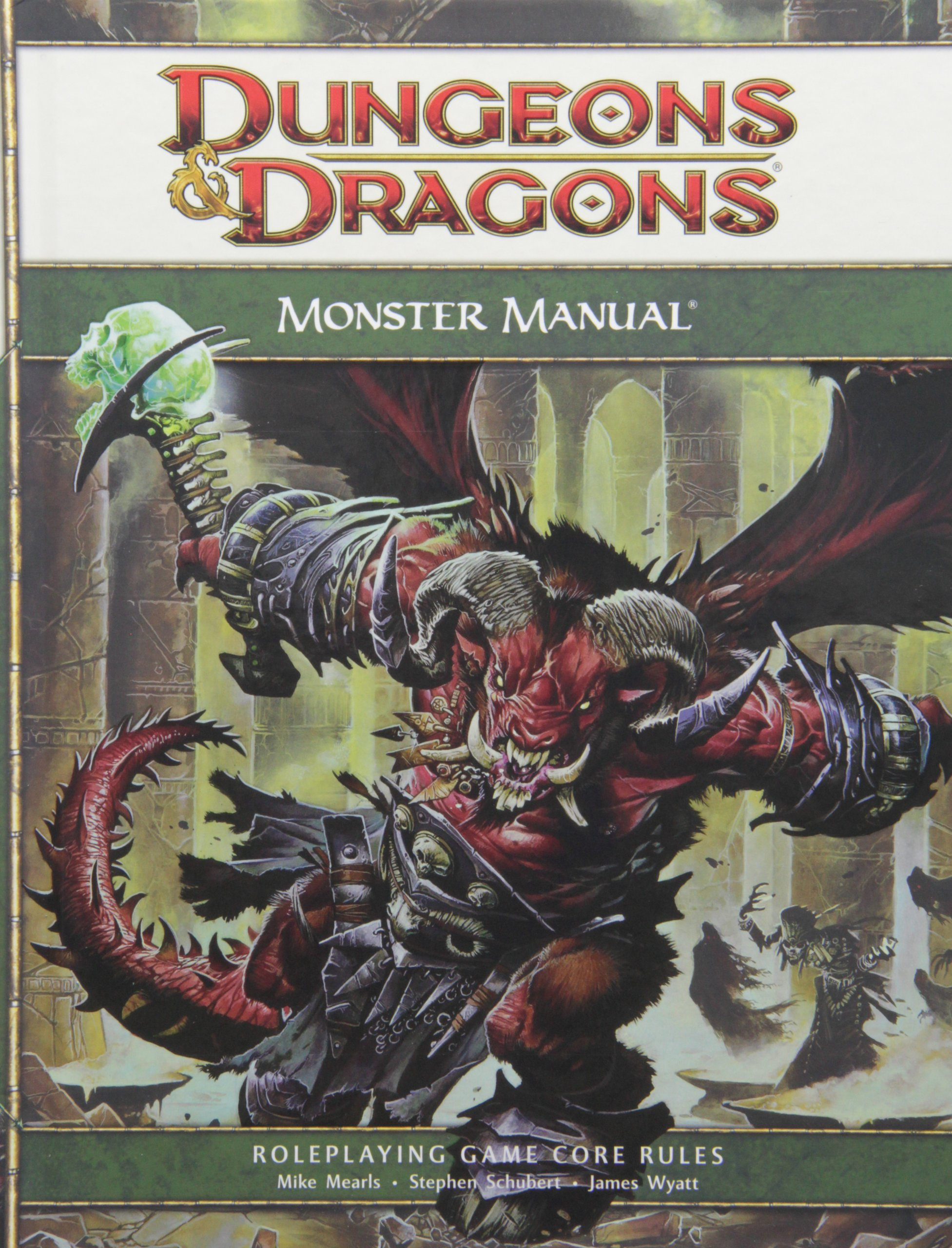 pdf dungeons and dragons monster manual