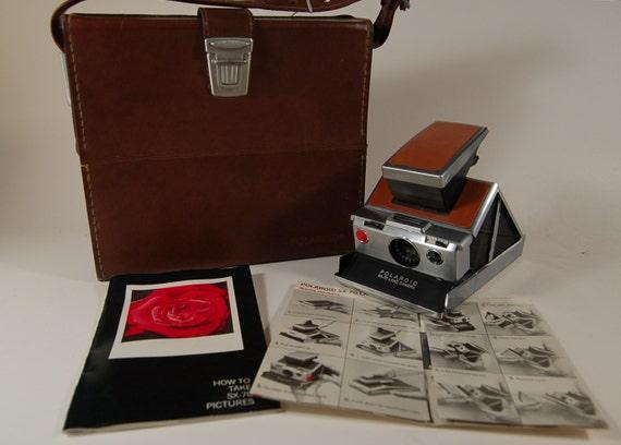 polaroid sx-70 camera manual