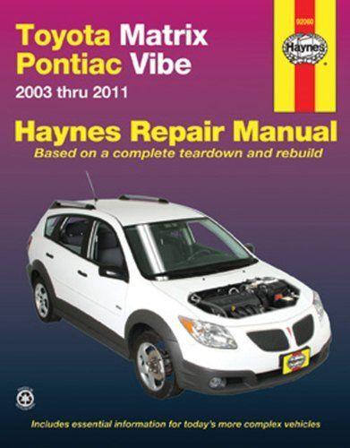 pontiac wave 2008 repair manual