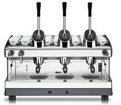 rancilio manual lever commercial espresso machine