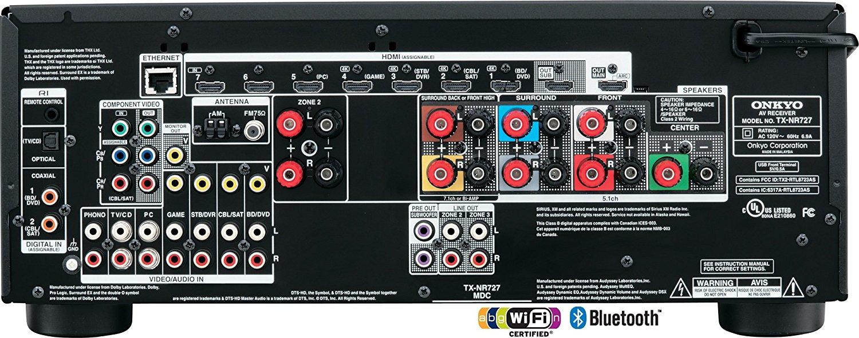 receiver onkyo tx-sr309 manual
