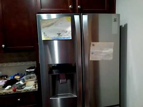 repair and service manual for a kenmore elite refrigerator