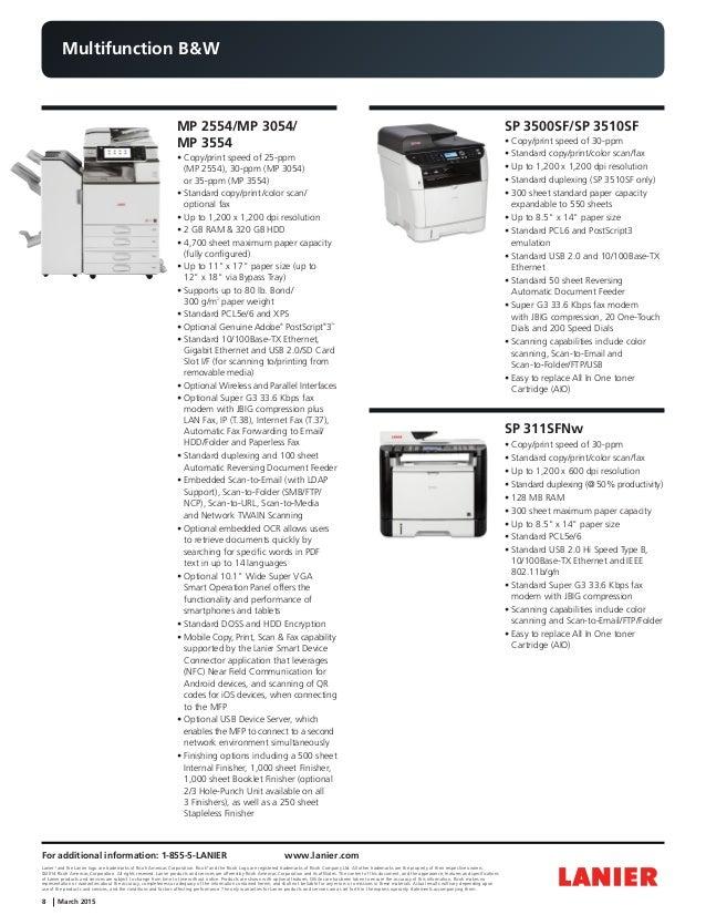 ricoh 3300 manual feed paper 8.5 x 14