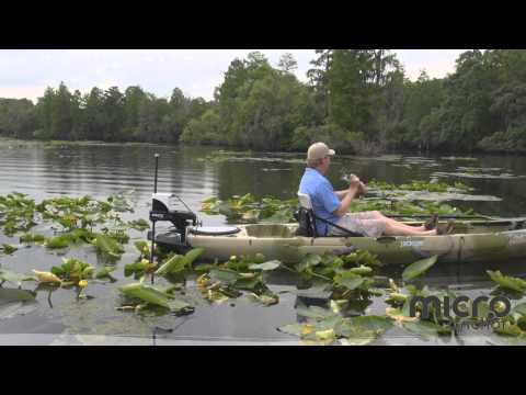 river stick manual shallow water anchor