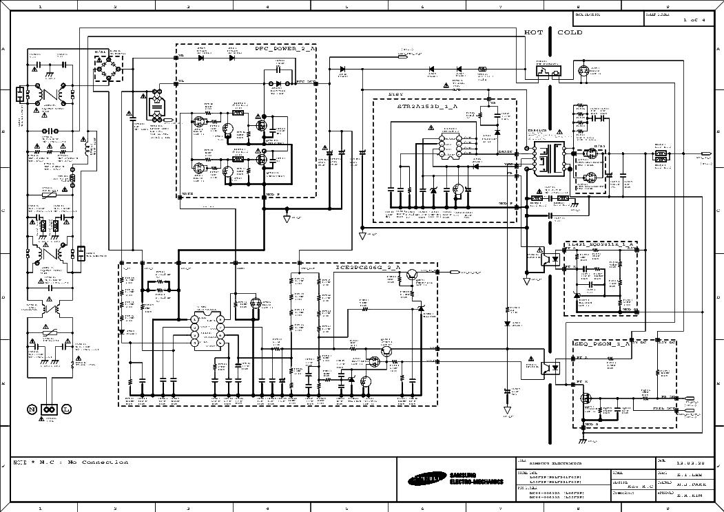 samsung ps-we450 service manual