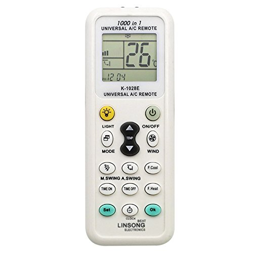 sharp air conditioner remote control manual