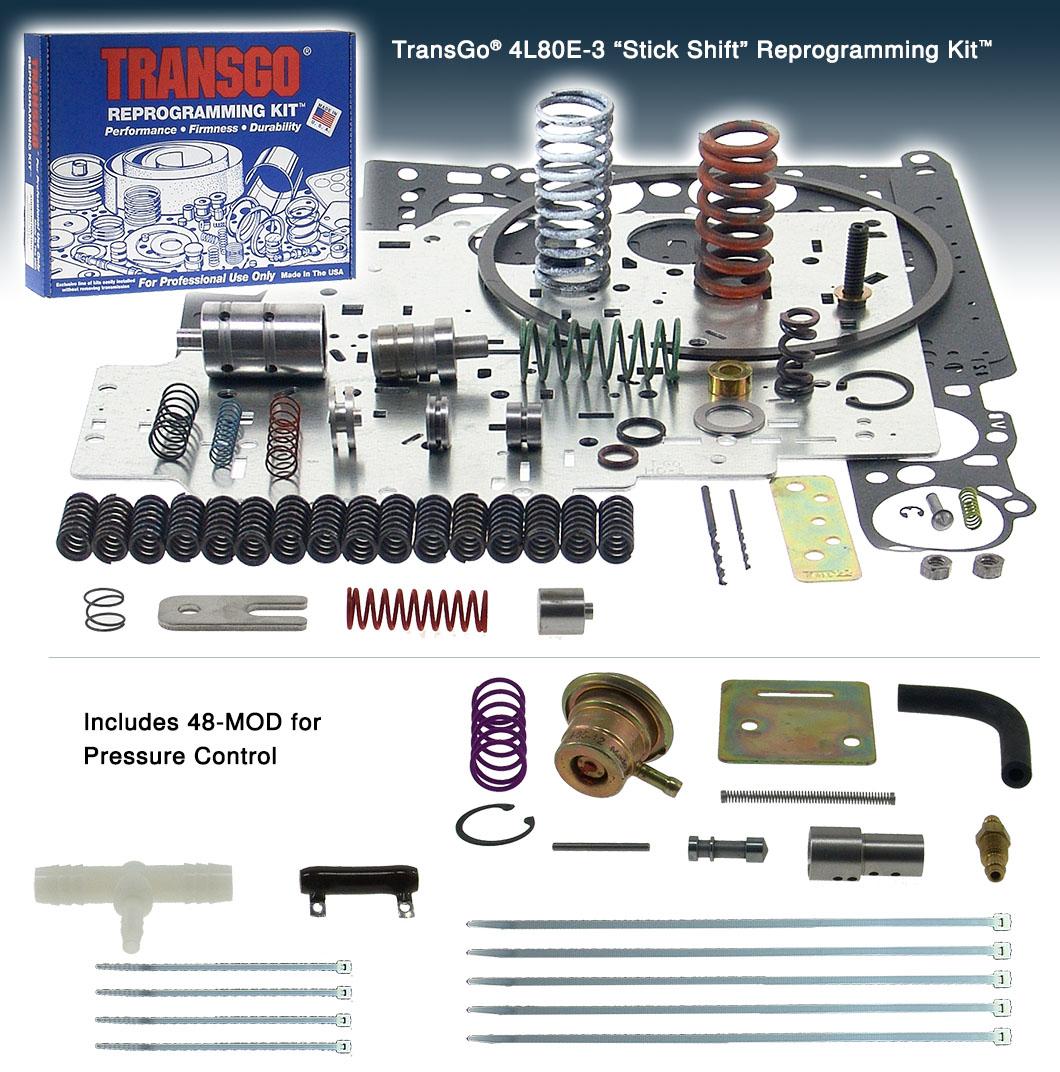 shift kit for manual transmission