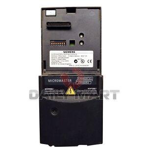 siemens micromaster profibus module manual