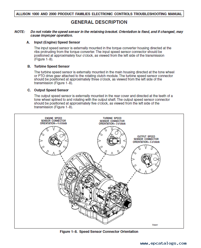 sm4006en 1000 and 2000 product families service manual