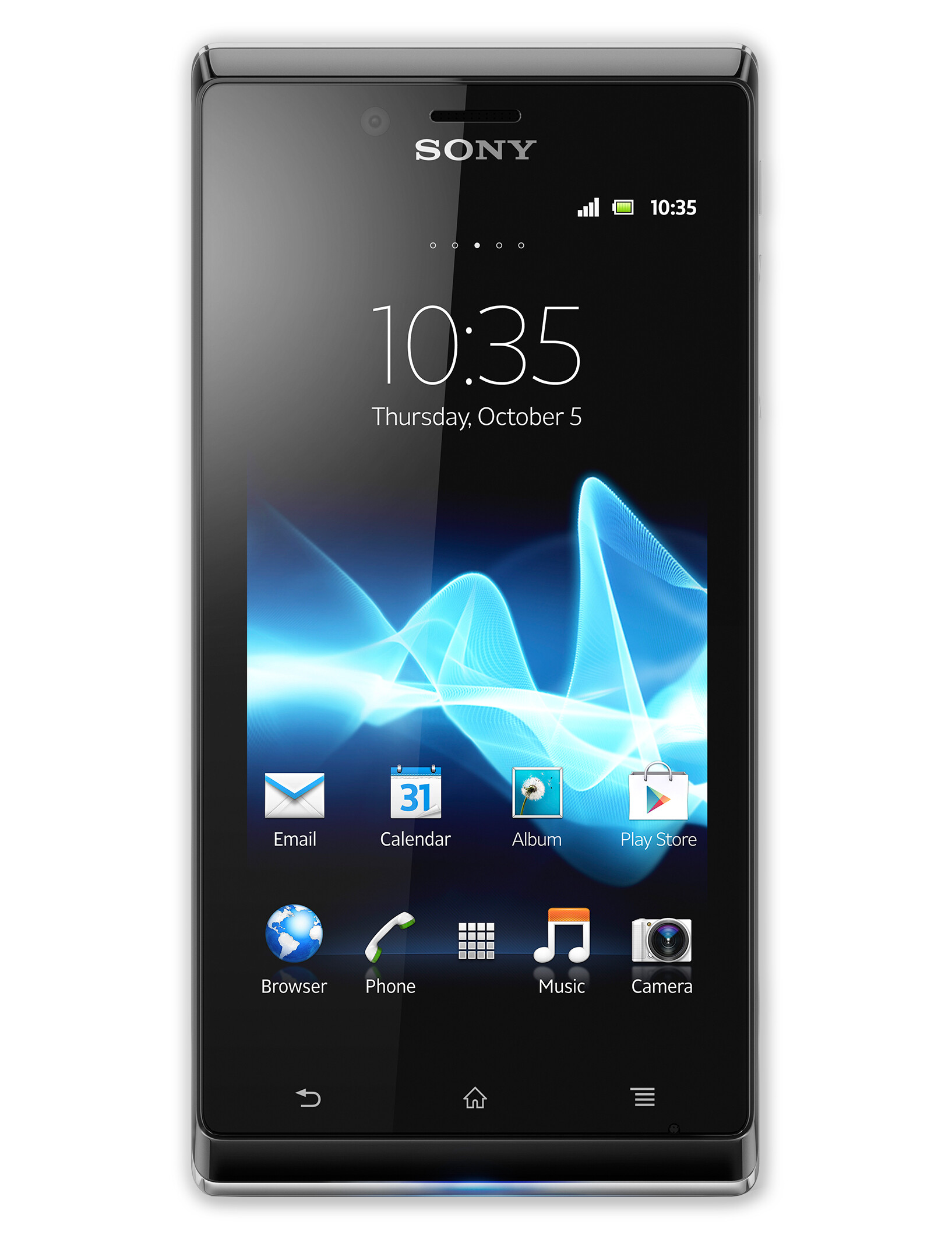 sony xperia model j cell phone user manual