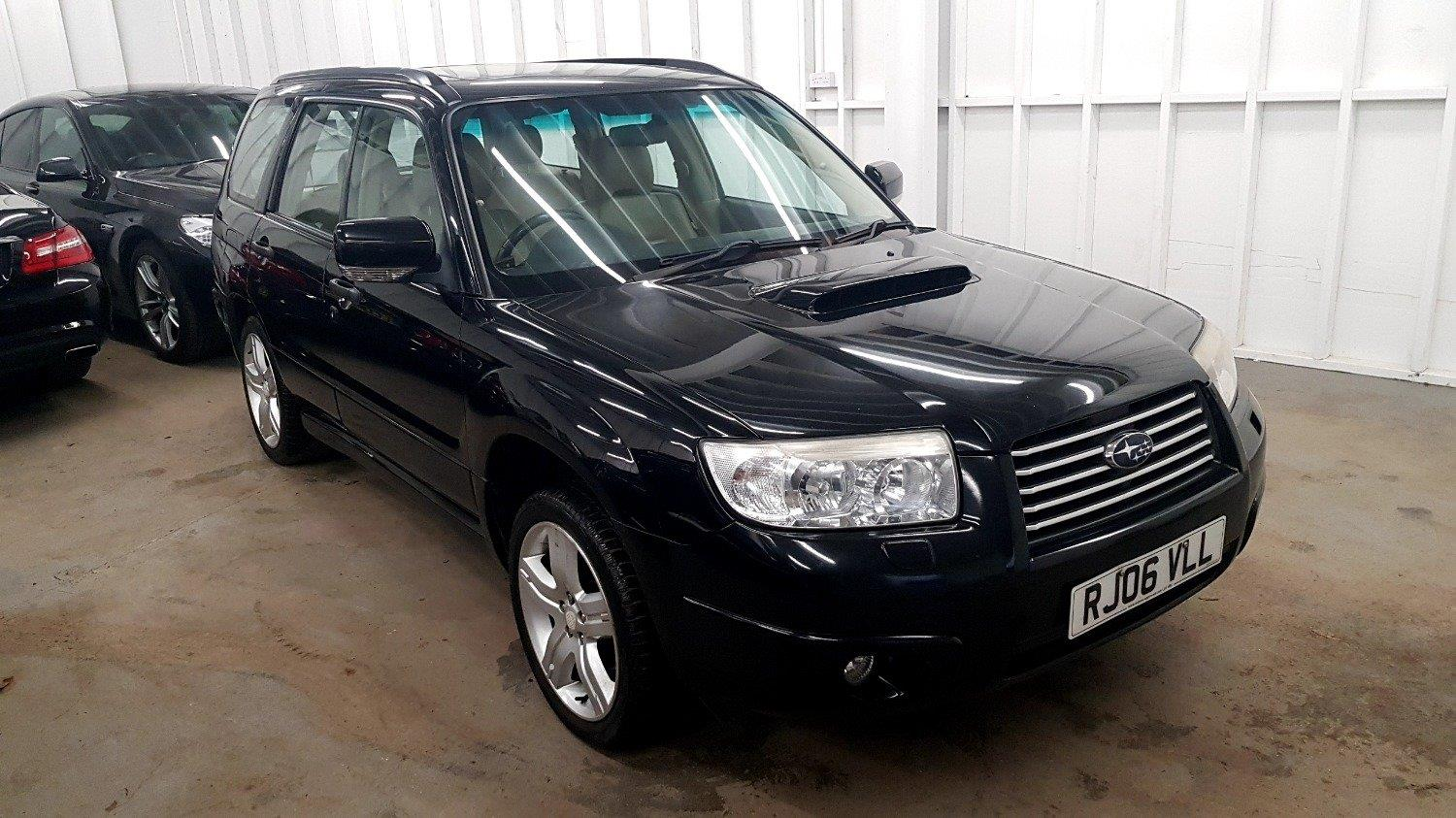 subaru forester 2.5 i touring owner manual