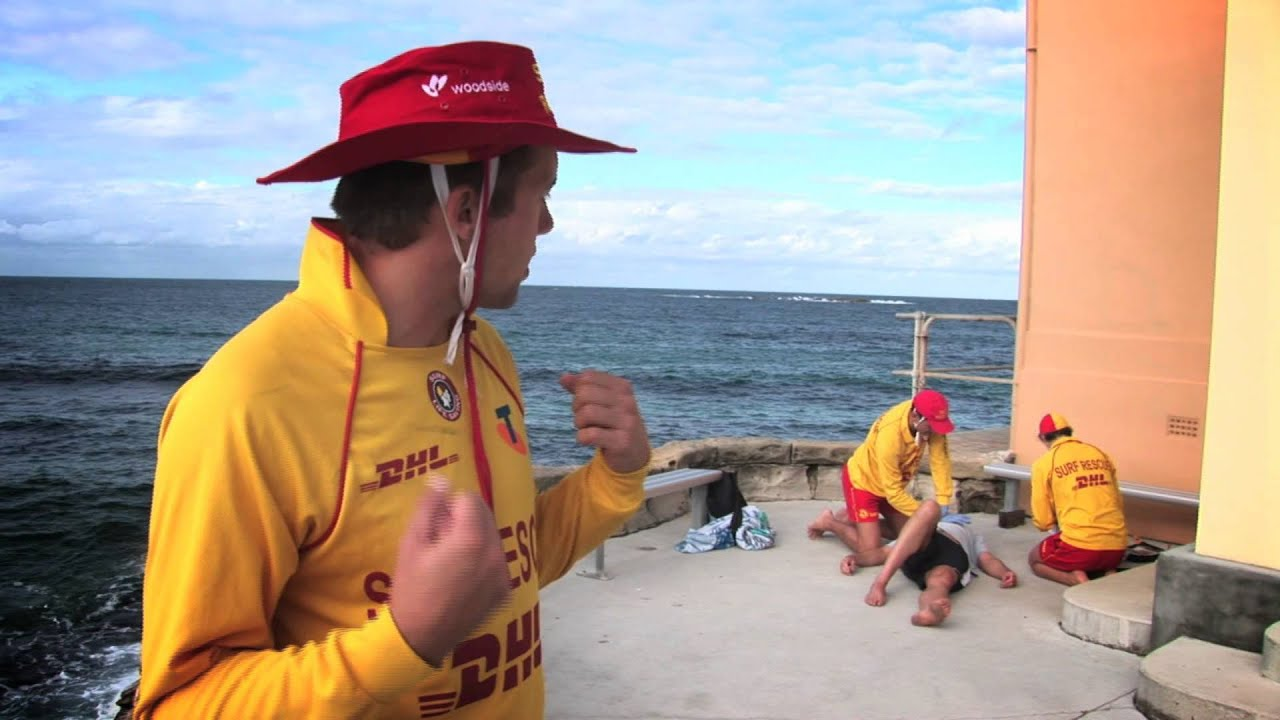 surf life saving first aid training manual