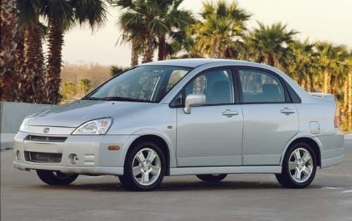 suzuki aerio 2007 repair manual