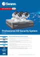 swann professional hd security system manual