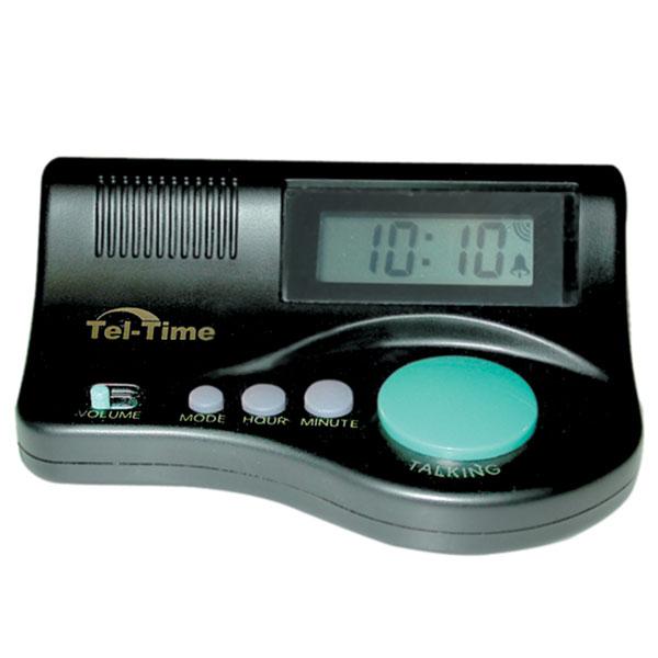 talking alarm clock keychain manual