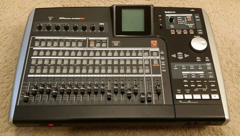 tascam 2488 neo service manual