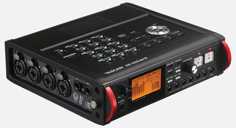 tascam dr-05 portable digital recorder version 2 manual