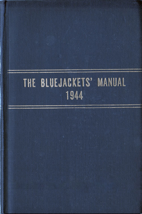 the blue jackets manual 1944