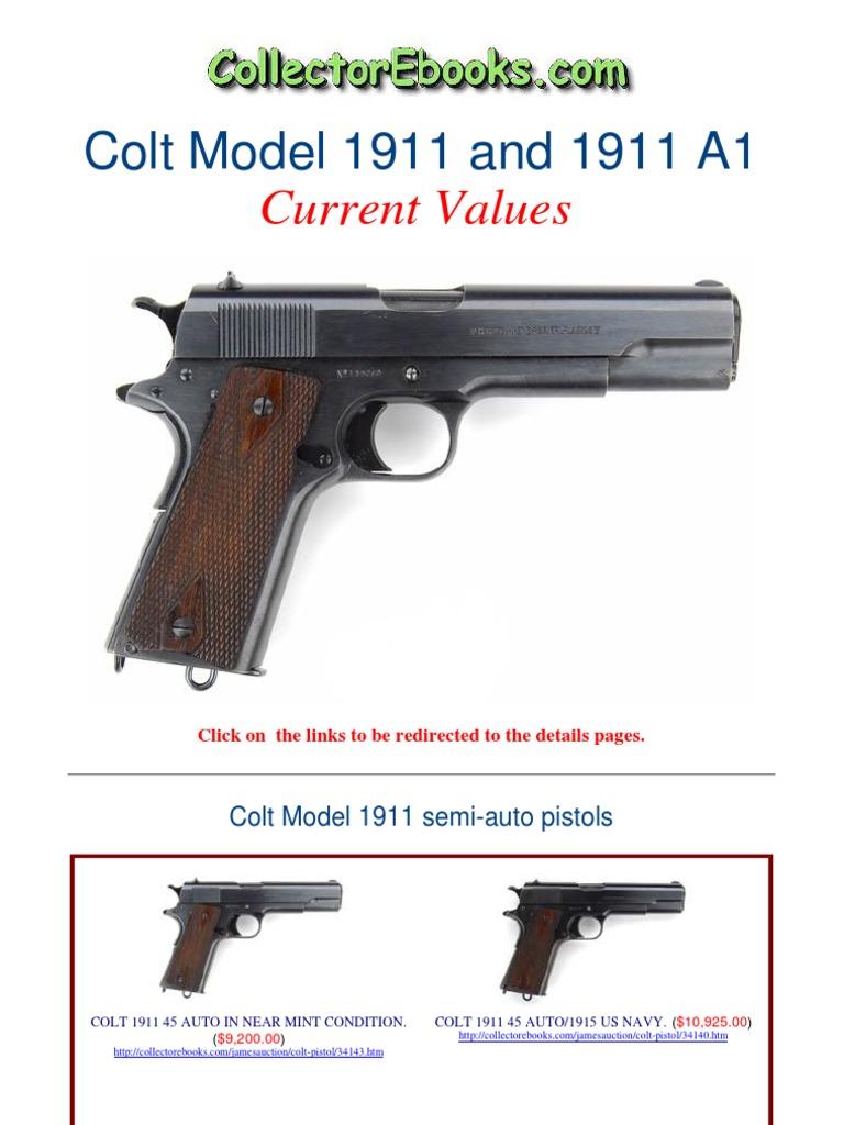 the colt 45 automatic a shop manual volume 2 pdf