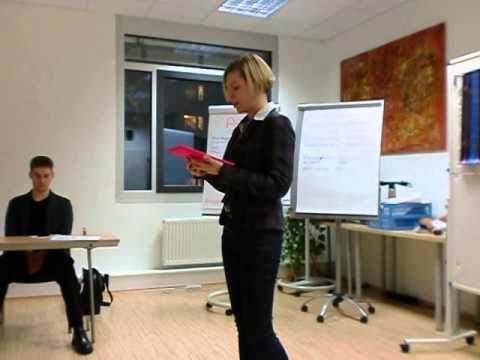 toastmasters interpretive reading manual project 2