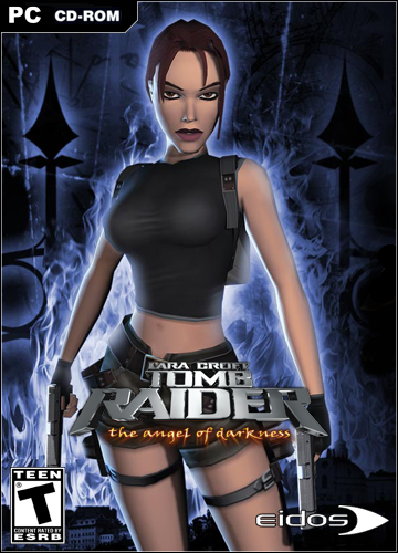 tomb raider 6 angel of darkness controls manual
