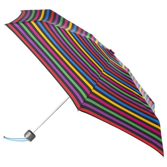 totes micro mini manual umbrella