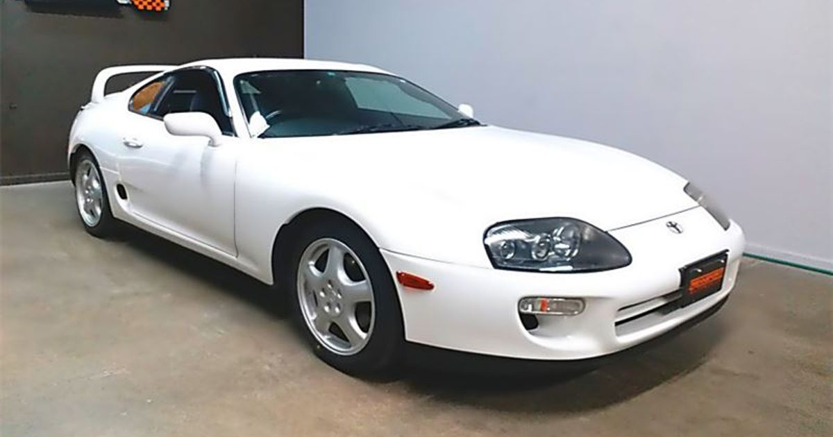 toyota supra mk4 repair manual