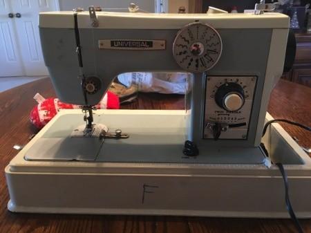universal kat sewing machine manual free