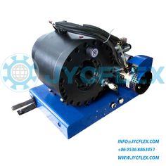 used manual hydraulic hose crimping machine