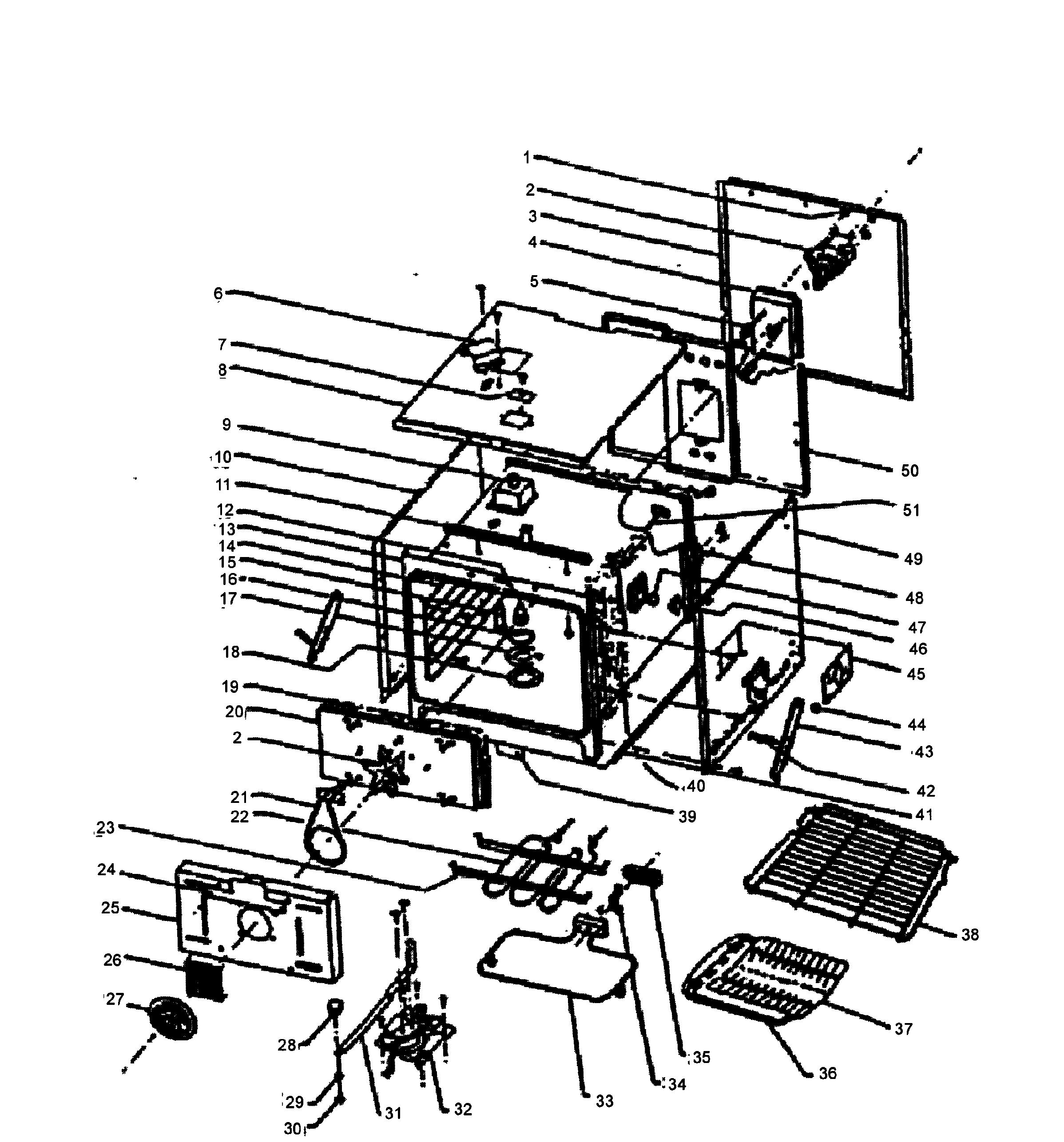 vintage johnson parts ans repair manual