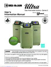 weil mclain ultra series 2 service manual