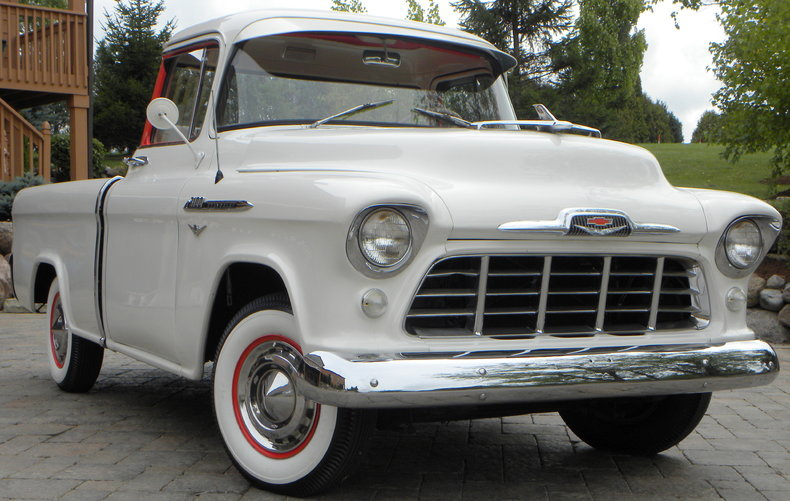 what manual tranmission will fit in a stock 1956 pickup