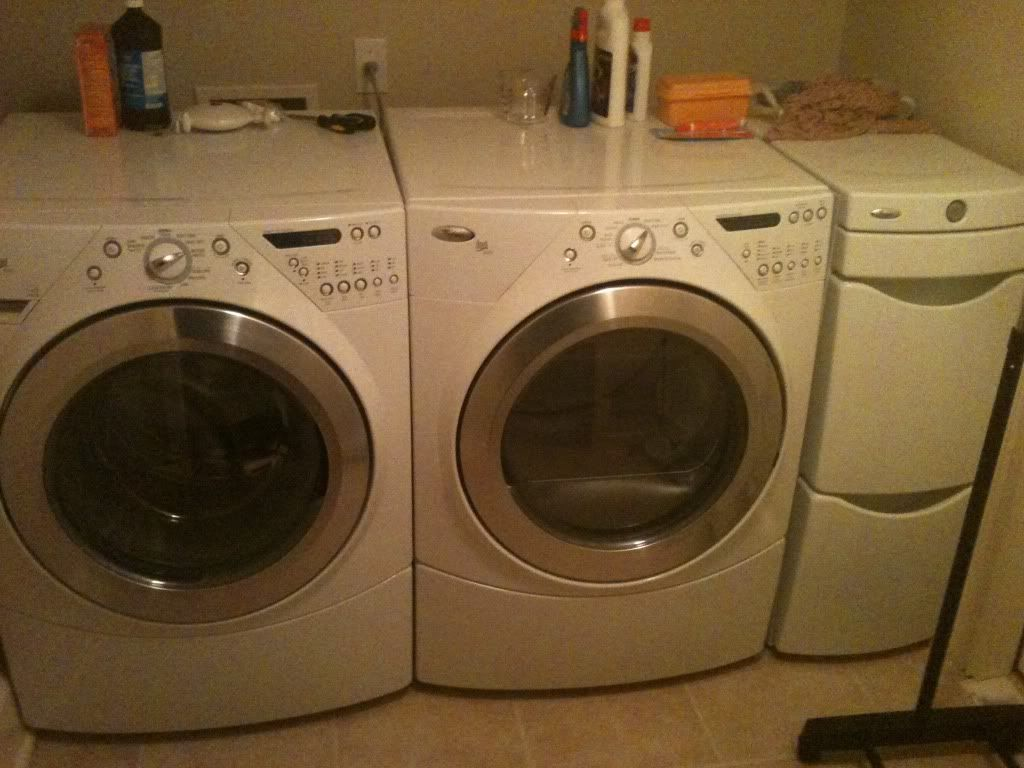 whirlpool cabrio platinum electric dryer manual