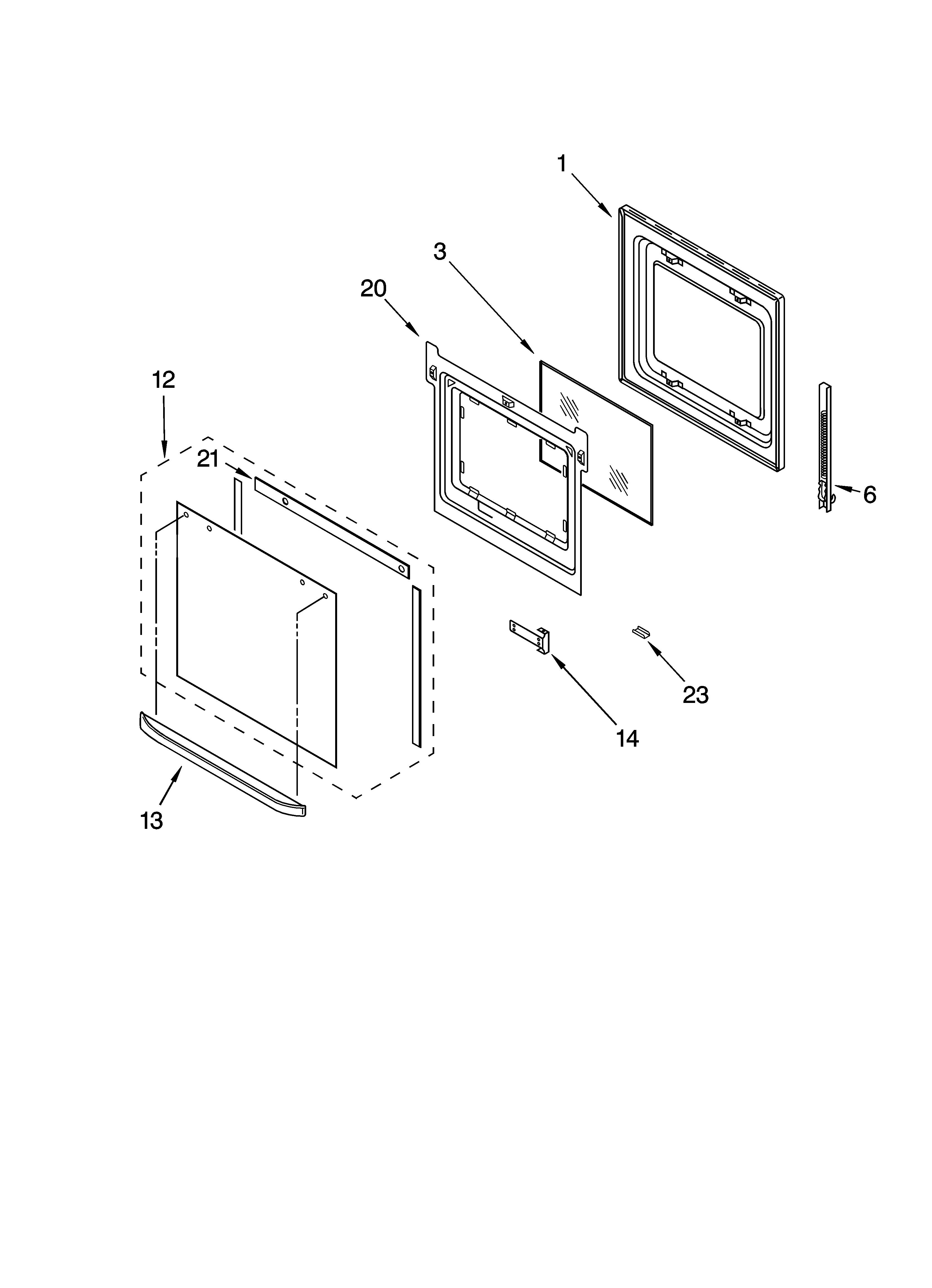 whirlpool wall oven repair manual