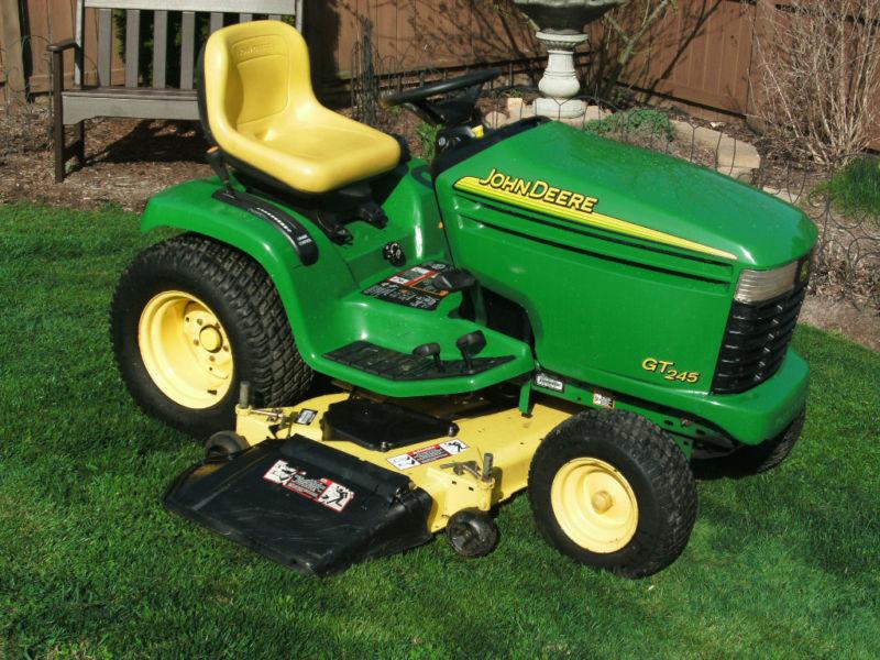white garden tractor service manual