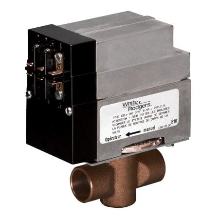 white rodgers zone valve auto or manual